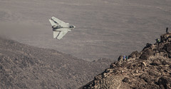 RAF low level in California (Nick Collins Photography, Thanks for 2.1 million v) Tags: rainbow canyon aircraft aviation flying military low level jedi transition sidewinder california usa raf tornado gr4 41sqn coningsby panavia canon 7dmk2 500mm za560 ebq