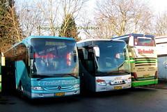Mercedes Tourismo DF89766 V Setra S417 XD89166 (sms88aec) Tags: mercedes tourismo df89766 v setra s417 xd89166