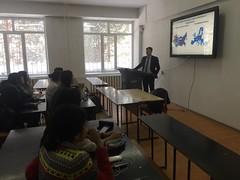 Profesor Stojanović - Kazahstan 2016
