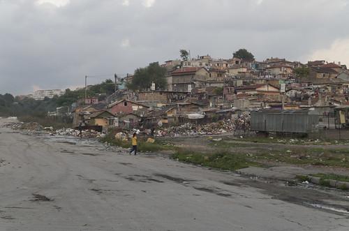 Gypsy ghetto, 08.10.2014.