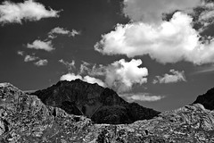 WORLD (marcbertranp) Tags: mountain autumn clouds black white light beautifull photographer photography photo paisaje landscape wild paradise relax canon catalunya world