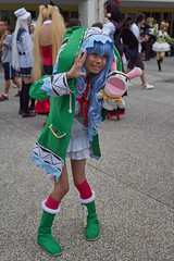 DSC00086_1 (FuzzyObsession) Tags: cosplay ff26 fancy frontier 26 taiwan 開拓動漫祭 開拓動漫祭26 a6000 sony