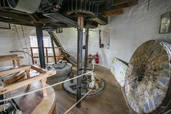Holgate Windmill stones floor, July 2015 - 3 (nican45) Tags: york slr mill windmill canon yorkshire july sigma wideangle machinery millstone ironwork dslr 1020mm 1020 holgate 2015 stonefloor hwps 1020mmf456exdc holgatewindmill eos70d stonesfloor 25july2015 25072015