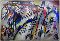 Kandinsky, Improvisation 28 (second version), 1912
