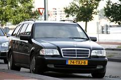Mercedes-Benz C43 AMG (timvanessen) Tags: station wagon combi kombi amg stationwagon 74txj8