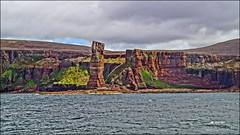 old man of hoy orkney (tor-falke) Tags: sea nature stone clouds landscape islands scotland seaside orkney meer flickr mare outdoor sony ngc natur wolken oldman dslr nuages paysage landschaft hdr schottland scotlandtour schottlandtour sonyalpha scotlandtours alpha58 torfalke flickrtorfalke isleodorkney schottlandreise2015 oldmanofhoyorkney