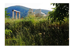 (ben ot) Tags: ruins greece grce ruines asclepios pidaure peloponse