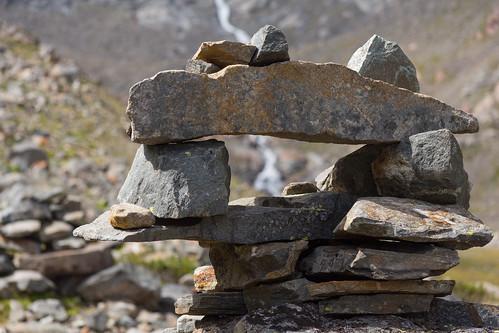 steinernes Guckloch
