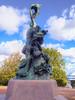 Haaksirikkoiset (MikeAncient) Tags: city autumn sculpture art fall statue suomi finland geotagged helsinki hdr syksy patsas kaupunki taide syyskuu tonemapped tonemap 4exp handheldhdr robertstigell haaksirikkoiset