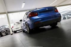 BMW M235i (Jeferson Felix D.) Tags: camera brazil cars car rio brasil riodejaneiro canon de photography eos photo foto janeiro carros bmw carro fotografia 18135mm 60d worldcars canoneos60d m135i bmwm135i bmwm235i m235i