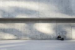 ALONE! (Arthur Janin.) Tags: street leica light art arthur alone photographie natural 28mm homeless nancy q sdf summilux patches asph 116 janin typ f17