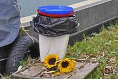 Boat Bin (Chris Mullineux) Tags: nikon bin dustbin wastebin lowerheyford mullineux