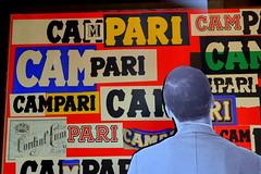 Campari - was sonst (birgitkulbe) Tags: schaufenster werbung campari nx2000