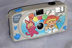 Kinon 202 Puzzle Camera (Paulo J Moreira) Tags: toycamera filmcamera plasticcamera paulomoreira kinon202puzzlecamera