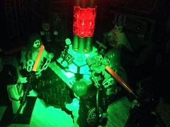 Happy Halloween 🎃 (DoctorSayWhat?!) Tags: holiday halloween scary lego interior spooky doctorwho ghosts tardis console ghostbusters moc ghouls doctorsaywhat
