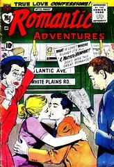 My Romantic Adventures 112 (Michael Vance1) Tags: woman man art love comics artist romance lovers comicbooks relationships cartoonist anthology silverage