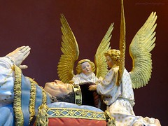 The tombs of the dukes of Burgundy in Dijon (jackfre2) Tags: france dijon burgundy angels marble tombs museumoffinearts alabaster gisants tombsofthedukesofburgundy tombeauxdesducsdebourgogne sculptures ivorymourners