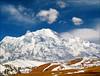 Himalayas (Katarina 2353) Tags: china travel vacation sky cloud mountain snow field landscape 2000 snowy tibet himalayas katarinastefanovic katarina2353