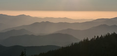 Smokies (shalabh_sharma7) Tags: sunset usa mountains landscape nationalpark bravo northcarolina tamron smokies thegreatsmokymountains sonya77ii