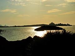 La Crique (Naim H) Tags: sunset lumix grand panasonic phare algrie jijel tz7