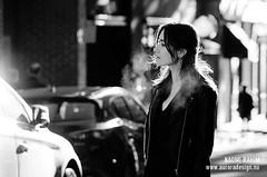 Girl in Chinatown, Melbourne (Naomi Rahim (thanks for 5 million visits)) Tags: street travel portrait bw girl person blackwhite nikon chinatown smoke streetphotography australia melbourne victoria smoking qantas 2015 travelphotography streetstyle nikond7000 instameet qantasinstamel