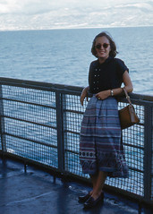 Me aboard ship. (abaerst) Tags: spain es andalusia c22 lalneadelaconcepcin charlottebaerst