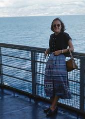 Me aboard ship. (abaerst) Tags: spain es andalusia c22 lalneadelaconcepcin charlottebaerst