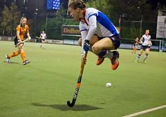 NB063332 (roel.ubels) Tags: hockey sport oz eindhoven zwart oranje fieldhockey 2015 topsport schc hoofdklasse