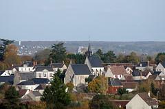 Francueil (Indre-et-Loire) (sybarite48) Tags: france church dorf village pueblo iglesia kirche chiesa igreja glise kerk dorp ky aldeia kilise koci villaggio  indreetloire      wie   francueil