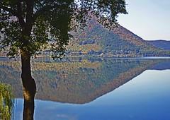 Lago di Vico (giorgiorodano46) Tags: november autumn italy fall lago autunno lazio lagodivico lagovulcanico monticimini nikonclubit novembre2015 giorgiorodano