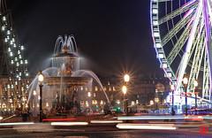 La Fontaine des mers et Paris, ville lumires en LED (mamnic47 - Over 6 millions views.Thks!) Tags: paris illuminations hommage placedelaconcorde granderoue oblisque tricolore phares photodenuit fontainedesmers paris8e milneguermont 23112015 img7032m