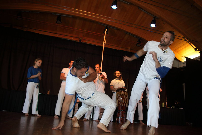 Performance Art and Learning Program Spring 2015: Brazilian Capoeira
