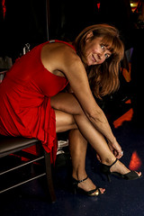 """Tango Feliz"" mit DJ Felix Hahme (RED Ballroom) Tags: red party music berlin sexy beauty deutschland dance fiesta sensual tango ballroom musica musik baile belleza tanzen bailar"