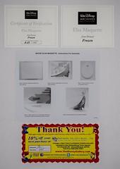 Elsa Maquette Reproduction Figurine - Deboxing - Printed Matter (drj1828) Tags: frozen disney animated resin figurine purchase limitededition elsa snowqueen deboxing enesco waltdisneyarchivescollection