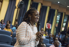 Youth Forum Series   Kigali, 10 December 2015 (Paul Kagame) Tags: youth rwanda jeannette kagame imbuto
