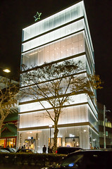Dior Omotesando / ディオール 表参道店 (SANAA) (LittleGray_T) Tags: sanaa kazuyosejima ryuenishizawa 妹島和世 西沢立衛 thepritzkerarchitectureprize