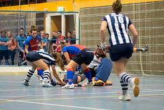 PC191271 (roel.ubels) Tags: hockey sport nijmegen jan indoor 2015 topsport zaalhockey hoofdklasse massinkhal