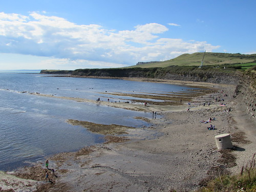 Kimmeridge: Kimmeridge Bay (Dorset)