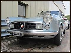 Fiat Abarth 2400 Allemano, 1963 (v8dub) Tags: fiat abarth 2400 allemano 1963 rare scarce schweiz suisse switzerland italian pkw voiture car wagen worldcars auto automobile automotive old oldtimer oldcar klassik classic collector
