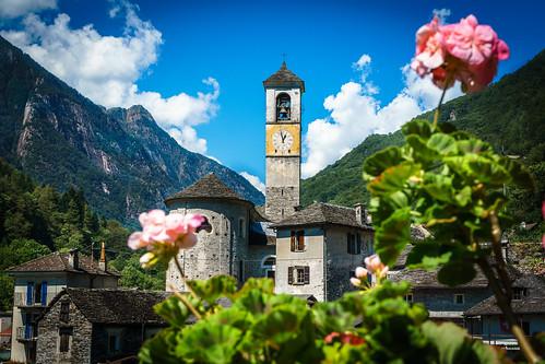 Lavertezzo Kirche