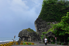 () Tags: taiwan    landscape  island  rock  sea