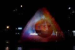 DSC01863 (Moodycamera Photography) Tags: toronto nuitblanche night water cityhall picture fountain 2016 campbellhouse books light dundassquare sun nathanphillipssquare pneuma death