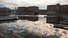 Liverpool (Gaia_Gilas) Tags: liverpool reflection water