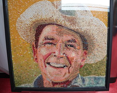 product placement (1600 Squirrels) Tags: 1600squirrels photo 5dii lenstagged canon24105f4 jellybellyfactory fairfield solanocounty centralvalley nocal california usa jellybean painting ronald reagan