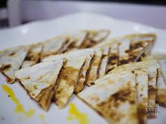 purefoods-quesadilla (LushAngel) Tags: purefoods purefoodsphilippines purefoodsevent purefoodssipandgogh sipandgoghkapitolyo