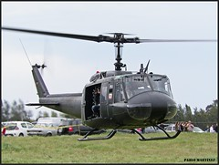 Huey UH-1H FAU056 (Pablo R. Martnez) Tags: bell huey uh1 uruguay fau festejos ema pando