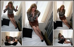 Polyptych 1 (Julie Bracken) Tags: satin kelayla transvista cd tgurl feminized xdresser mature old tv portrait hair red fashion transvestite mini skirt transgender m2f mtf transsisters enfemme ginger redhead party tranny trannie heels nylon julieb85 crossdressing crossdresser tgirl feminised 2016 kinky pantyhose crossdress polyamorous lgbt ladyboy transsexual transexual leather