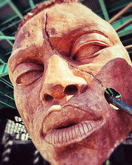 """Everyone Breaks"" (David F. Panno) Tags: sony ilce7rm2 e25mmf2 upperwestside manhattan newyork usa everyonebreaks sculpture"