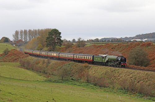 Tornado coasts down Eardington bank