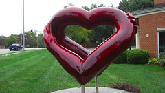 Embracing Heart 5 (Argyle302) Tags: knox presbyterian church embracing heart david platter